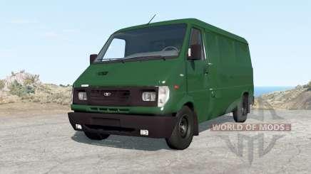 Daewoo Lublin 3 Van 1999 pour BeamNG Drive