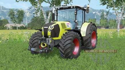 Claas Arioᶇ 650 für Farming Simulator 2015