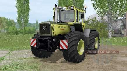 Mercedes-Benz Trac 1800 intercooleᵳ für Farming Simulator 2015
