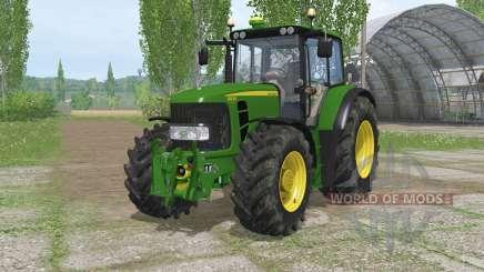 John Deere 6930 Premiuꝳ pour Farming Simulator 2015