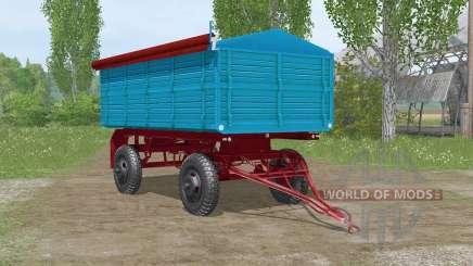 Hodgep MBP-୨ für Farming Simulator 2015