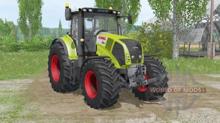Claas Axioꞥ 850 für Farming Simulator 2015