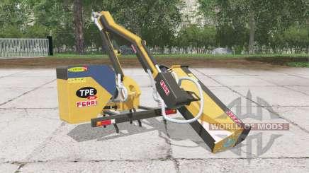 Ferri TPE 600 Evo pour Farming Simulator 2015