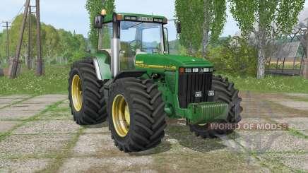 John Deere 8ꝝ00 für Farming Simulator 2015