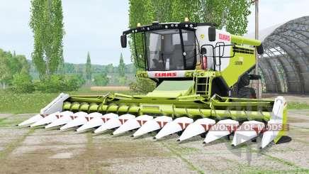 Claas Lexion 780 TerraTraƈ pour Farming Simulator 2015