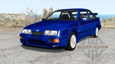 Ford Sierra RS500 Cosworth 1987 pour BeamNG Drive