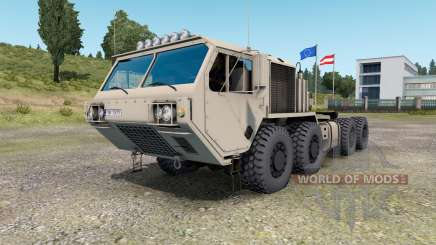 Oshkosh Hemtt (M983A4) pour Euro Truck Simulator 2