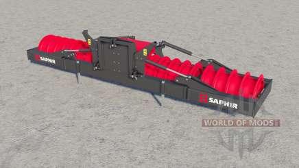 Saphir Stego Roller pour Farming Simulator 2017