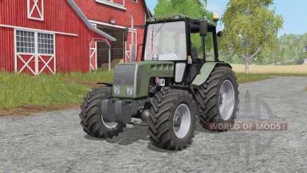 Mth-826 Biélorussie pour Farming Simulator 2017