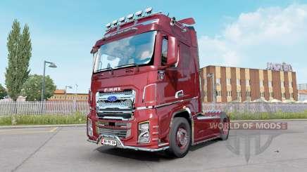 Ford F-Maꭗ pour Euro Truck Simulator 2