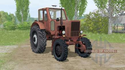 MTH 52 Biélorussie pour Farming Simulator 2015