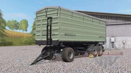 Casella tipper trailer pour Farming Simulator 2017