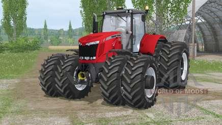 Massey Ferguson 7622 Dynᴀ-6 pour Farming Simulator 2015