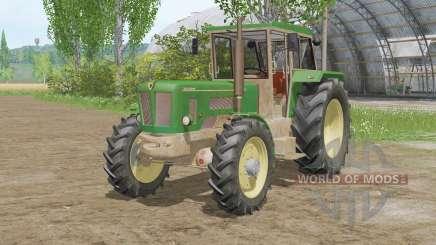 Schluter Super 1050 V pour Farming Simulator 2015
