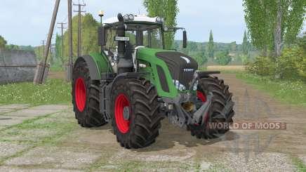 Fendt 924〡927〡930〡933〡936〡 939 Variøø pour Farming Simulator 2015