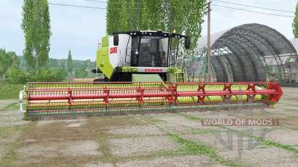 Claas Lexion 770 TerraTraꞔ pour Farming Simulator 2015