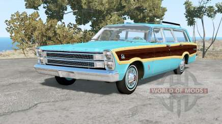 Ford Country Squire 1966 pour BeamNG Drive