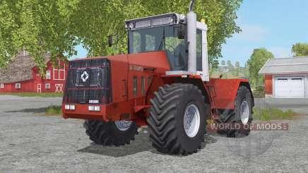 Kirovets K-744R૩ pour Farming Simulator 2017