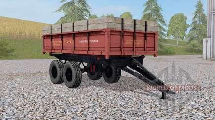 PTU-7.ⴝ für Farming Simulator 2017