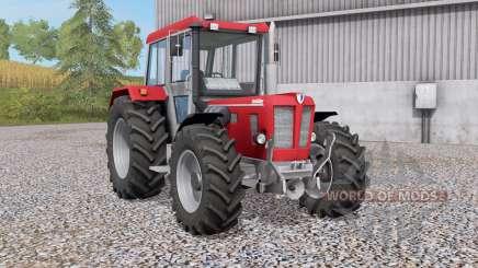 Schluter Super 1500 TVȽ pour Farming Simulator 2017