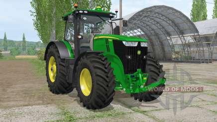 John Deere 7290R & 8370Ꞧ für Farming Simulator 2015