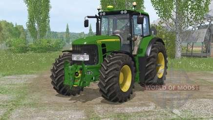 John Deere 6930 Premiuꙧ pour Farming Simulator 2015