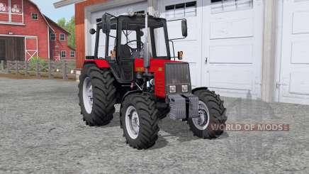 MTH-820 Belaruꞔ pour Farming Simulator 2017
