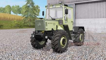 Mercedes-Benz Traɕ 700〡800〡900 pour Farming Simulator 2017