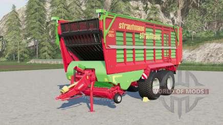 Strautmann Magnon CFS 430 DO pour Farming Simulator 2017
