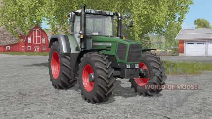 Fendt Favorit 800 Turboshifꚑ für Farming Simulator 2017
