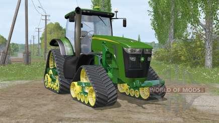 John Deere 8360R Quadtraƈ für Farming Simulator 2015