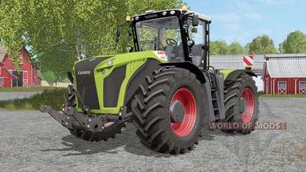 Claas Xerion 4000〡4500〡5000 Traꞓ VC für Farming Simulator 2017