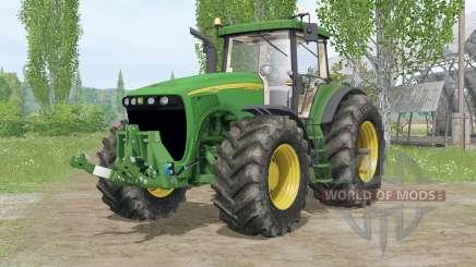 John Deere 85೭0 für Farming Simulator 2015