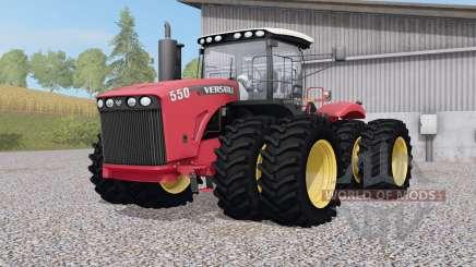 Versatile 4WD 450-550 für Farming Simulator 2017