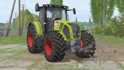 Claas Axioꞑ 850 für Farming Simulator 2015