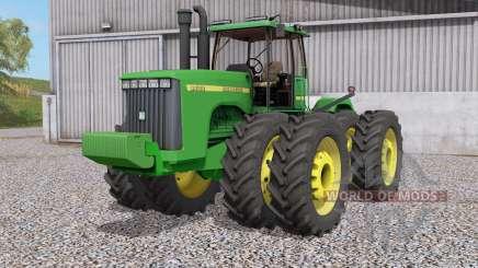 John Deere 9000-series für Farming Simulator 2017