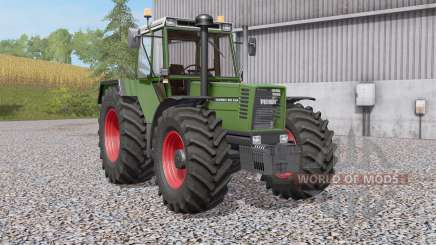 Fendt Favorit 610 LSA Turbomatik E für Farming Simulator 2017