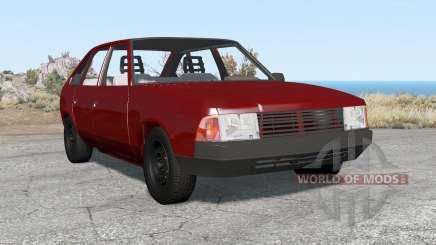 Moskau-2141 für BeamNG Drive
