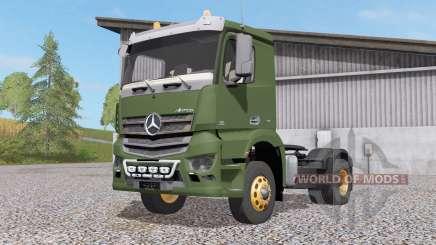 Mercedes-Benz Antoᵴ pour Farming Simulator 2017