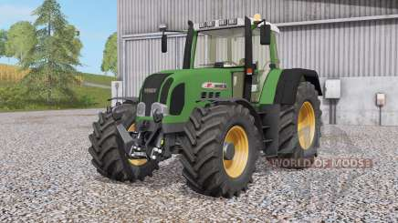 Fendt Favorit 926 Variꝺ für Farming Simulator 2017