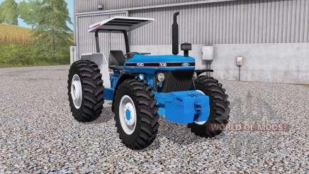 Ford 78ろ0 pour Farming Simulator 2017