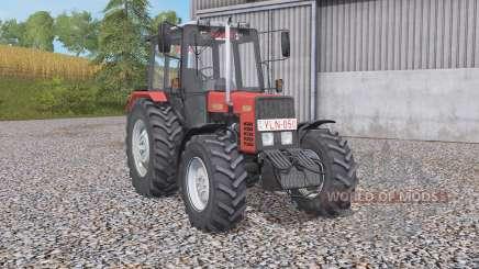 MTH-892.2 Belaruɕ pour Farming Simulator 2017