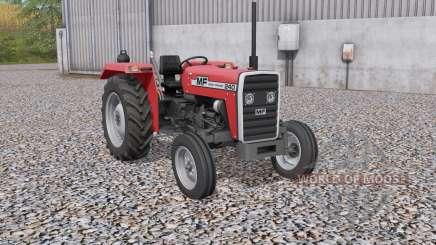 Massey Ferguson 20B〡20D〡240 pour Farming Simulator 2017