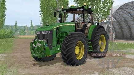 John Deere 8ƺ70R für Farming Simulator 2015