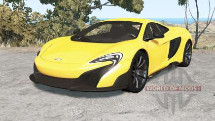McLaren 675LT 2015 v1.1 pour BeamNG Drive