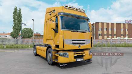 Renault Premium 2010 für Euro Truck Simulator 2
