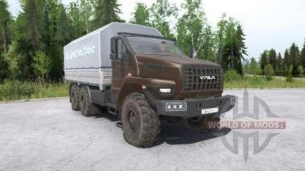 Ural-4320-6951-74 für MudRunner