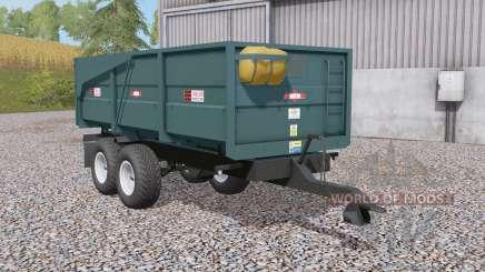 Marston ACE 10 grain & silage trailers für Farming Simulator 2017