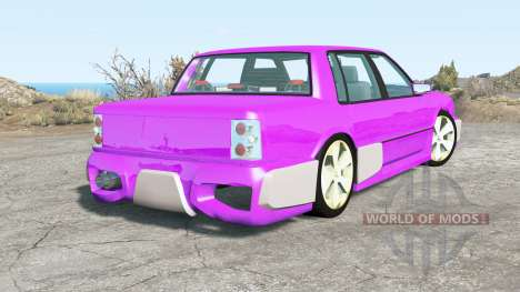 Bruckell LeGran Odinus pour BeamNG Drive