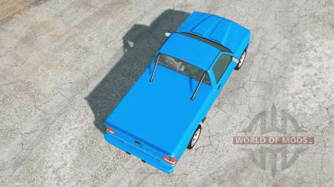 Gavril D-Series Restyle v2.0b pour BeamNG Drive